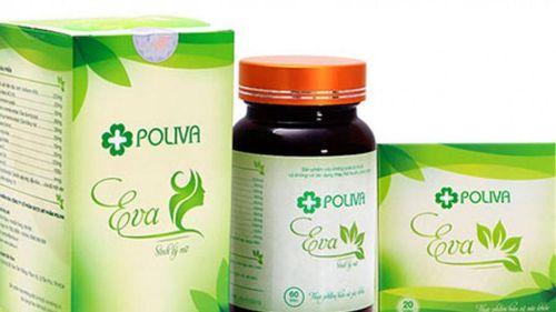 Thu hồi giấy xác nhận an toàn thực phẩm Công ty Cổ phần dược phẩm Mỹ phẩm Poliva