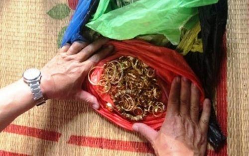 Đại gia xây dựng Ninh Bình bị phá két trộm mất 200 cây vàng