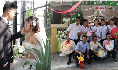 Dậy sóng mạng: Quà cưới 'quá ác' có 1 – 0 – 2 từ thời 'ông bà anh'