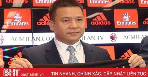 Chủ cũ AC Milan bị Trung Quốc liệt vào 'danh sách đen' trốn nợ