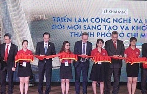 Khai mạc Tuần lễ Đổi mới sáng tạo và khởi nghiệp TP. Hồ Chí Minh- WHISE 2018