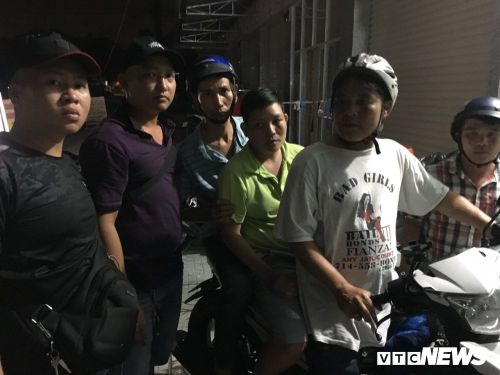 Cầm xe của bạn cùng phòng, đem tiền qua Campuchia đánh bạc