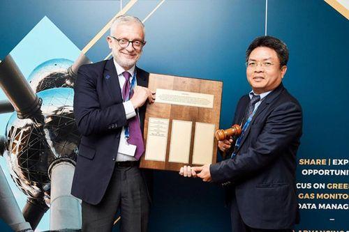 VN đảm nhận vị trí Chủ tịch Ủy ban Vệ tinh quan sát Trái Đất 2019