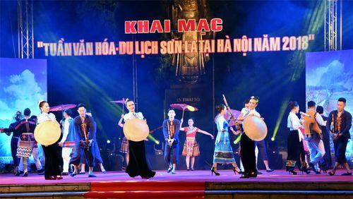 Khai mạc Tuần lễ Văn hóa - Du lịch Sơn La tại Hà Nội