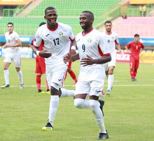 U19 Việt Nam thất bại đáng tiếc trước U19 Jordan