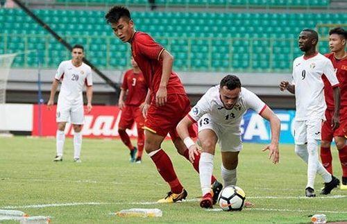 Vòng chung kết U19 châu Á 2018: U19 Việt Nam 'trắng tay' ngày ra quân