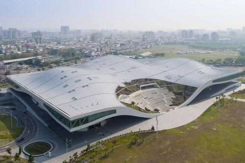 Trung tâm nghệ thuật biểu diễn lớn nhất thế giới mở cửa ở Đài Loan