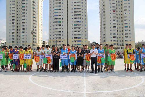 Hơn 300 VĐV tranh tài tại giải bóng đá, bóng rổ Cúp Milo 2018