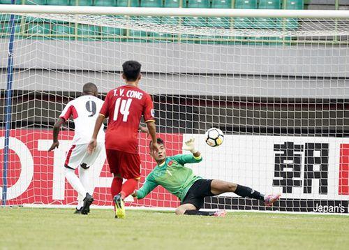 Thua ngược U19 Jordan, U19 Việt Nam trắng tay ở trận ra quân