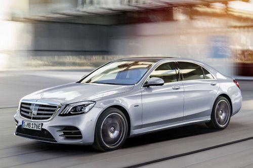 Mercedes-Benz S-Class 2019 có thể di chuyển thuần điện 50km