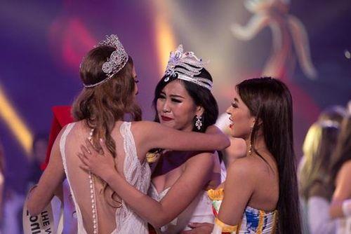 Bị 'cướp' quyền trao vương miện Hoa hậu Hoàn cầu, Khánh Ngân nói gì?