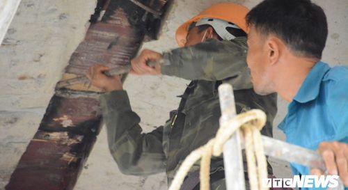 Cầu và hầm chui cao tốc Đà Nẵng – Quảng Ngãi bị thấm nước: Nhà thầu Trung Quốc xử lý thế nào?
