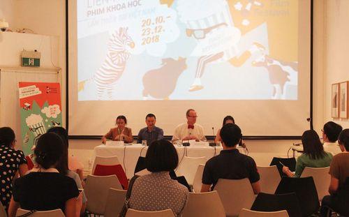 Liên hoan phim Khoa học lần thứ 8 tại Việt Nam: 'Cuộc cách mạng thực phẩm'