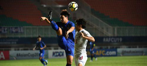 Ba đại diện Đông Nam Á đều còn cơ hội đi tiếp tại giải U19 châu Á