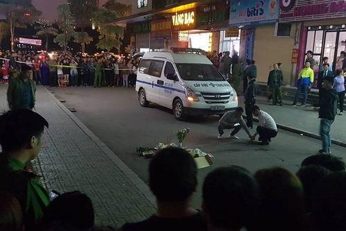 Vụ trẻ sơ sinh rơi ở sân chung cư Hà Nội: Khởi tố vụ án hình sự
