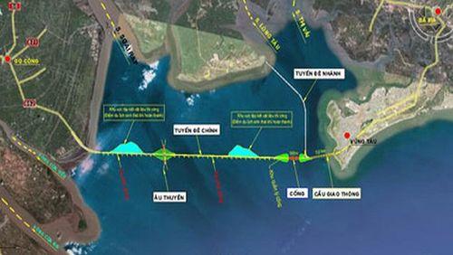 Đề nghị dừng nghiên cứu đê biển Vũng Tàu - Gò Công 155,6 nghìn tỷ