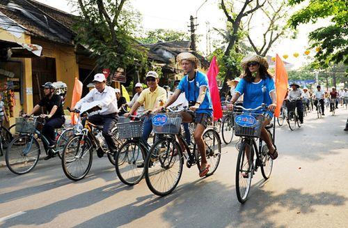 Hội An khởi động dự án chia sẻ xe đạp miễn phí
