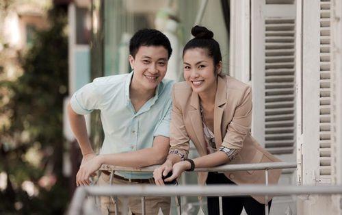 'Thanh xuân' tìm về với bộ ảnh 8 năm trước của 'cặp đôi màn ảnh' Lương Mạnh Hải - Tăng Thanh Hà
