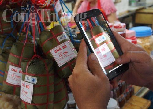 Đà Nẵng: Đẩy mạnh truy xuất nguồn gốc thực phẩm qua QR code