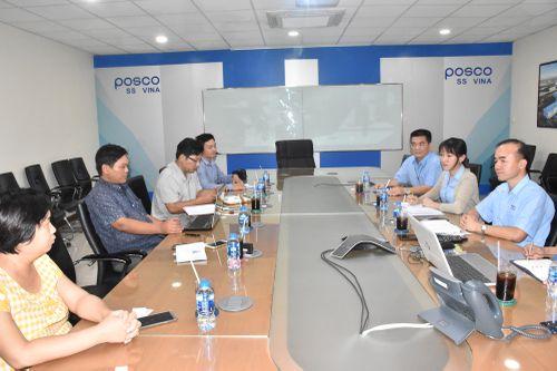 Công ty TNHH Posco SS Vina phản hồi về việc nhập khẩu phế liệu