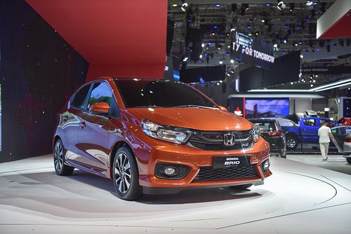 Honda Việt Nam ra mắt mẫu Brio 'quyết đấu' Toyota Wigo, Hyundai i10