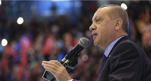 Tổng thống Erdogan: 'Sẽ loại bỏ các mối đe dọa đối với Thổ Nhĩ Kỳ'