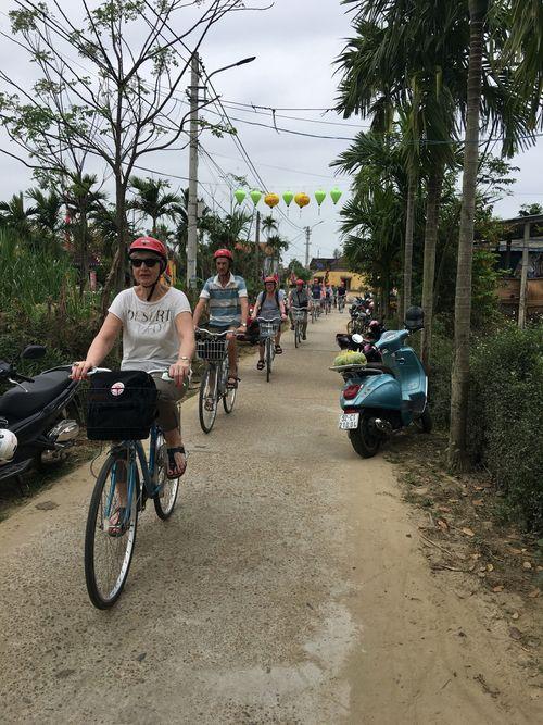Hội An (Quảng Nam): Sẽ là thành phố giao thông bằng xe đạp