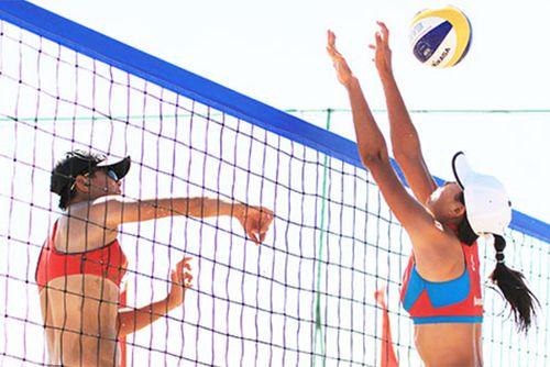 Môn bóng chuyền bãi biển Đại hội Thể thao toàn quốc lần 8: Sẽ khởi tranh tại Nha Trang