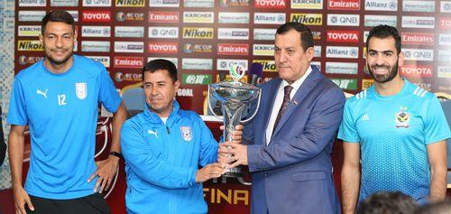 AFC Cup về... Tây Á