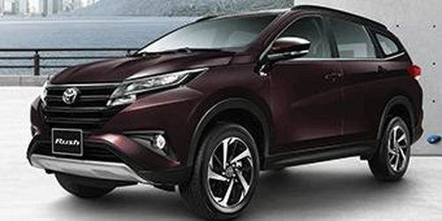 TOYOTA RUSH, SUV 7 chỗ nhập khẩu giá mềm
