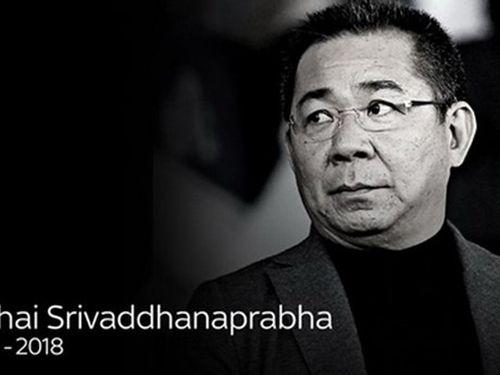 Leicester xác nhận ông chủ người Thái qua đời vì tai nạn máy bay