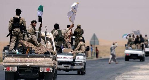 Phiến quân thân Mỹ đại bại, IS tái chiếm miền Đông Syria