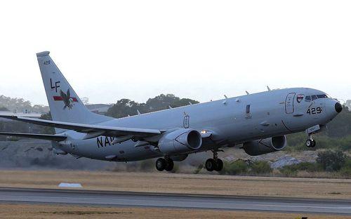 Máy bay quân sự Mỹ tiến hành chuyến bay trinh sát gần bờ biển Crimea