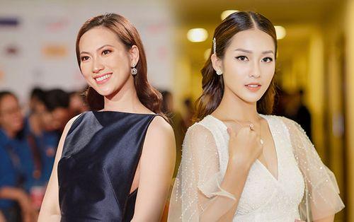 Khả Ngân xinh đẹp tựa nữ thần, Phương Anh Đào nhận giải Nữ chính xuất sắc nhất trong đêm bế mạc LHP Quốc Tế Hà Nội 2018