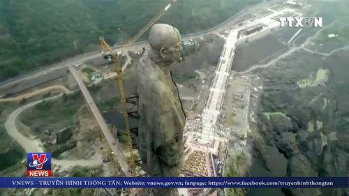 Ấn Độ khánh thành tượng đài cao nhất thế giới