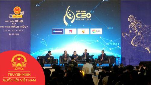 SỰ KIỆN VIETNAM CEO FORUM 2018