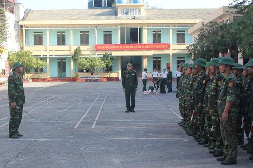 Kiểm tra toàn diện công tác Biên phòng tại BĐBP Thái Bình
