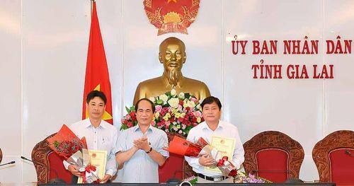 Nhân sự mới Gia Lai, Bình Thuận, Đồng Nai
