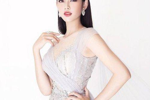 Thùy Tiên đẹp tựa nữ thần, hút ánh nhìn trong bộ hình dạ hội mới