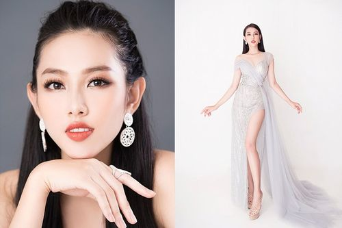 Nguyễn Thúc Thùy Tiên khoe vóc dáng tại Miss International 2018