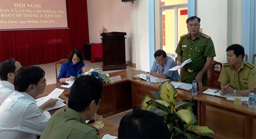 Bình Phước: Không khởi tố vụ phá rừng tại huyện Đồng Phú!