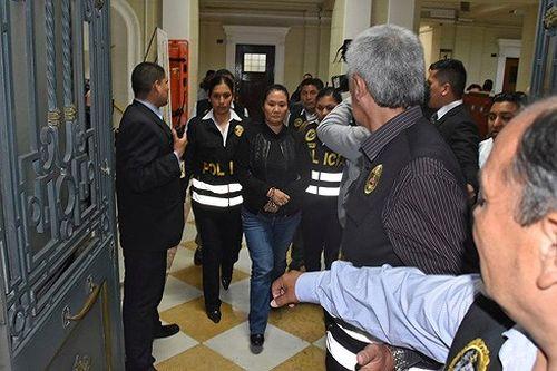 Trưởng nữ của cựu Tổng thống Peru bị bắt lại để điều tra tham nhũng