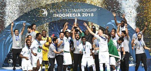 Hạ gục U19 Hàn Quốc, Saudi Arabia vô địch châu Á 2018