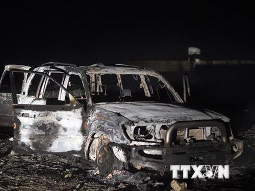 Ai Cập tiêu diệt 19 phần tử dính líu tới vụ khủng bố ở Minya