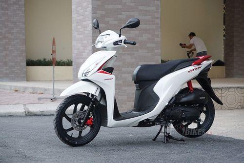 Bảng giá xe máy Honda mới nhất tháng 11/2018: SH 2018 cao hơn giá đề xuất từ 6-13 triệu đồng