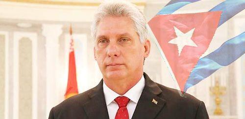 Chủ tịch Cuba và Phu nhân sắp thăm Việt Nam