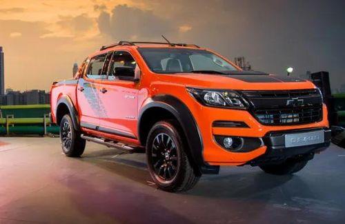 Giá xe bán tải Chevrolet Colorado tháng 11/2018: Phiên bản đặc biệt Storm giảm 10 triệu đồng