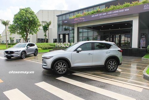 Xe Mazda sản xuất tại Việt Nam tương đương với xe tại Nhật Bản