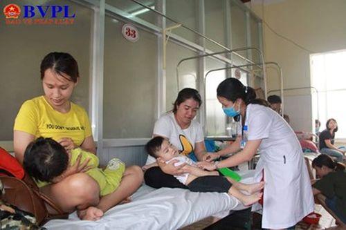 Một bệnh nhi tử vong do bệnh tay chân miệng