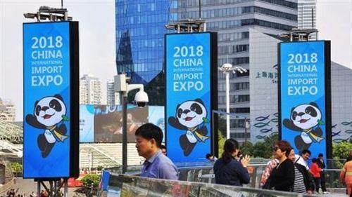 Trung Quốc cam kết nhập khẩu hàng chục ngàn tỉ đô...